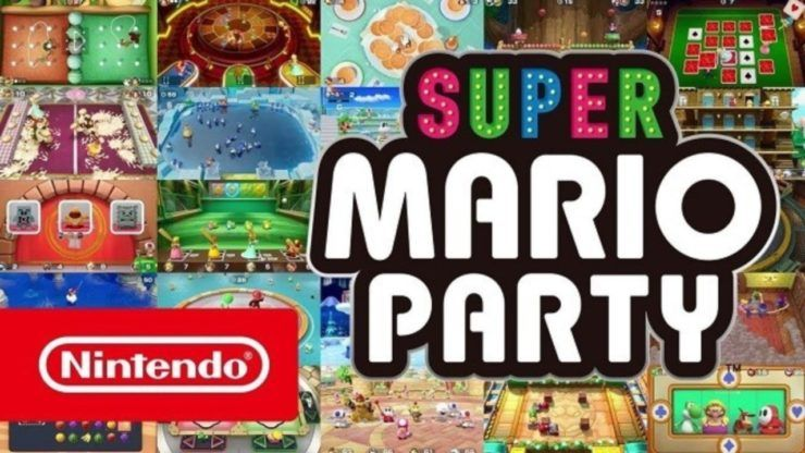 Annunciato Super Mario Party