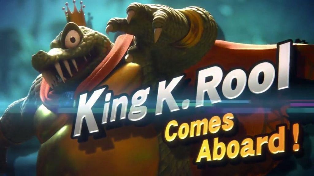 Il re dei Kremlings sbarca su Smash Bros. Ultimate!