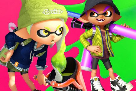 Due inkling modelli