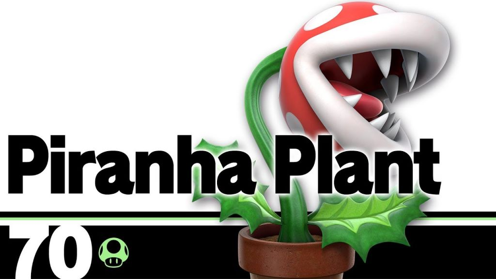 Disponibile la Pianta Piranha in Super Smash Bros. Ultimate