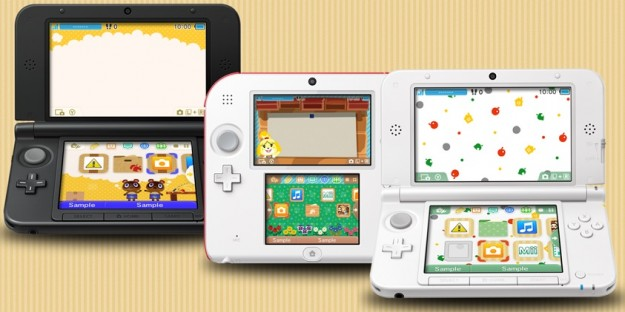 Disponibili dal 31 ottobre i temi per 3DS di Animal Crossing