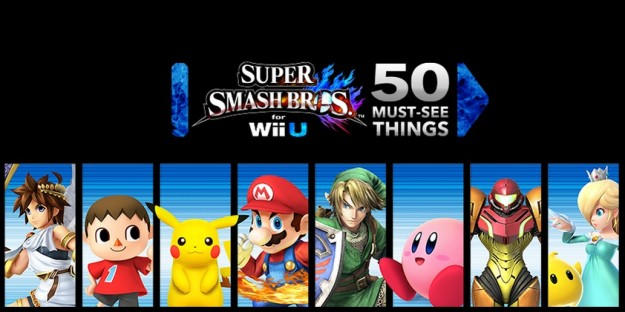 Speciale Direct dedicato a Super Smash Bros. for Wii U il 24/10/2014 alle 00:00