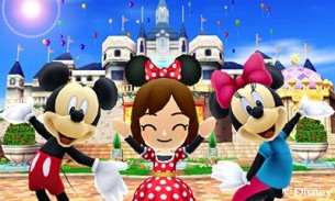 Disney Magic Castle: My Happy Life per 3DS arriva in Occidente!