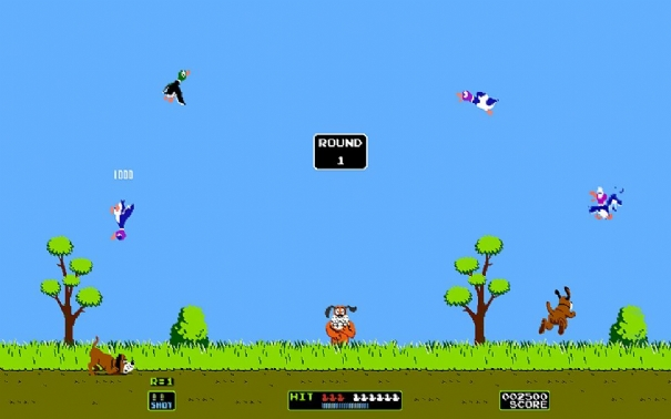 Il cane di Duck Hunt in arrivo su Virtual Console e in Super Smash Bros. Wii U