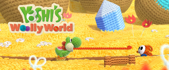 Nuovo video del Direct per Yoshi's Woolly World ed altro ancora