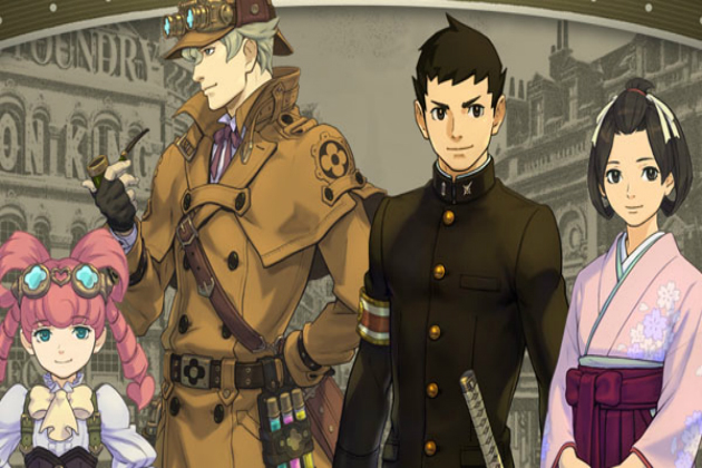 Svelato un nuovo personaggio in The Great Ace Attorney per 3DS