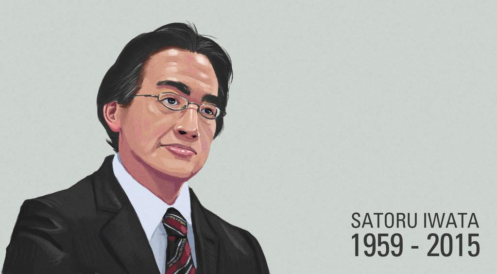 """Iwata era un uomo davvero unico"", le parole di Reggie ai Video Games Awards"