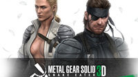 Una data per Metal Gear Solid 3DS?