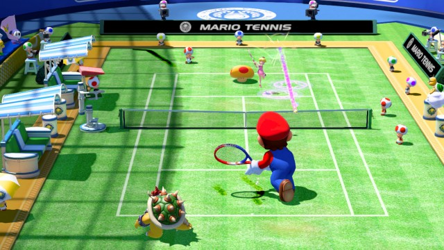 Nuovo Trailer per Mario Tennis: Ultra Smash