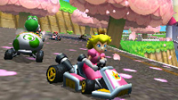 Video sull'online di Mario Kart 7