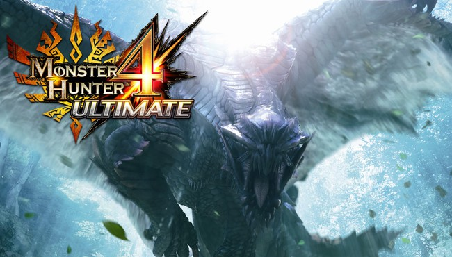Confermata la data Europea per Monster Hunter 4 + bundle