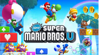 Spot TV statunitense di New Super Mario Bros U