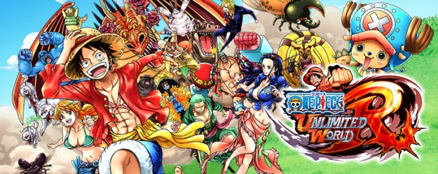 One Piece: Unlimited World Red annunciato per l'Europa + trailer ITA