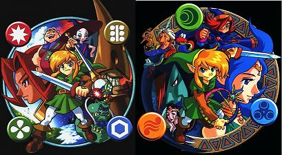 The Legend of Zelda: Oracle of Seasons ed Oracle of Ages arrivano su 3DS [VC]
