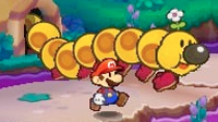 Paper Mario Sticker Star 3DS  info e trailer [E3 2012]