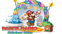 Uno speciale Sticker Book in regalo con Paper Mario: Sticker Star