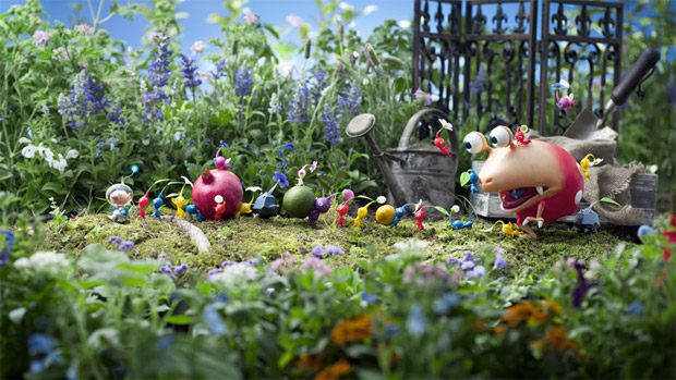 Pikmin Short Film + Demo per Pikmin 3