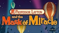 Cover e data per Professor Layton and the Miracle Mask
