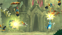 Nuovo trailer per Rayman Legends