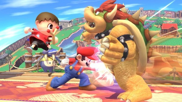 [AGG][RUMOR] Rayman giocabile in Super Smash Bros.?
