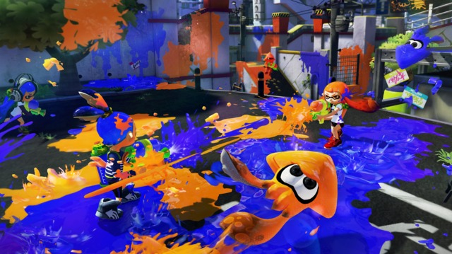 Secondo round del Global Testfire di Splatoon