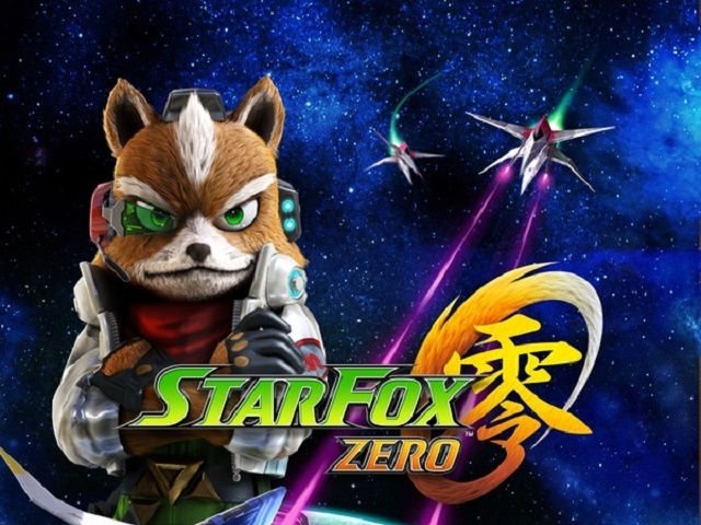 Primo trailer per Star Fox Zero!