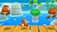 Nuovo trailer per Super Mario 3D Land