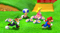 Video spot pubblicitario di Super Mario 3D World per il Nord America