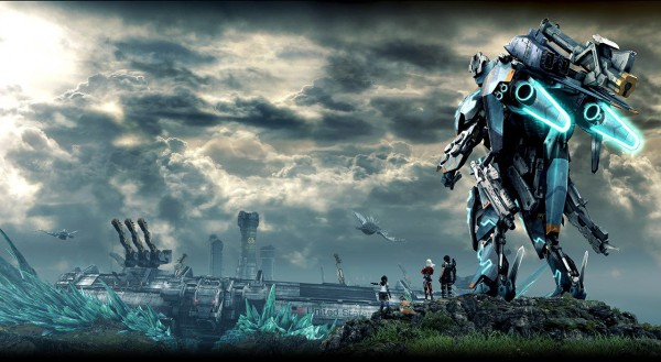 Trailer del Nintendo Digital Event per Xenoblade Chronicles X