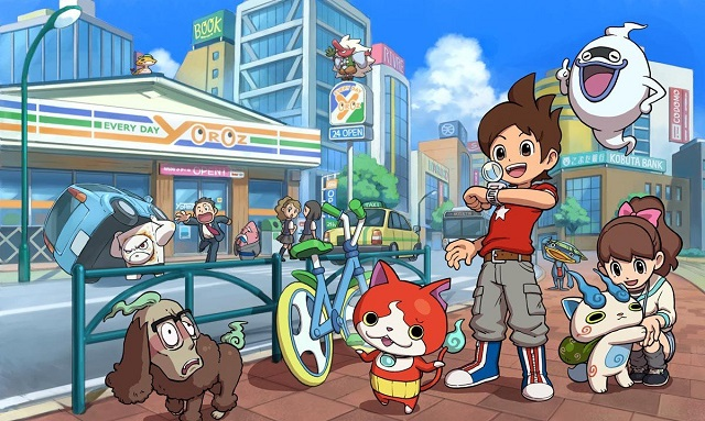 Yo-Kai Watch sbarca finalmente in Europa!