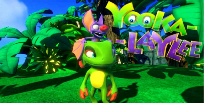 Yooka-Laylee a quota 1.500.000£