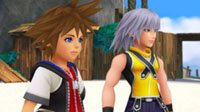 Cards RA esclusive per Kingdom Hearts 3D Dream Drop Distance!