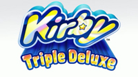 Cover ufficiale Europea per Kirby: Triple Deluxe