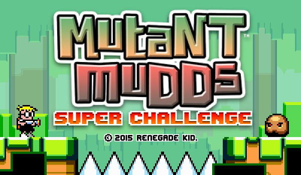 Rivelato Mutant Mudds Super Challenge