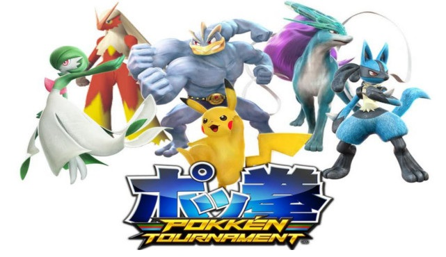 Evento in streaming per Pokkén Tournament