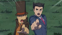Teaser trailer per Professor Layton vs. Phoenix Wright