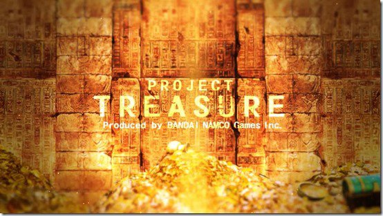 Rivelato Project Treasure