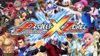 Trailer americano per Project X Zone