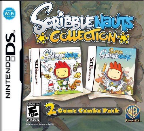 Scribblenauts Collection in arrivo su Nintendo DS [AGG.]