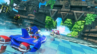 Video spot di Sonic & All-Star Racing Transformed