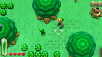 Zelda: A Link Between Worlds ispirato da Super Mario 3D Land