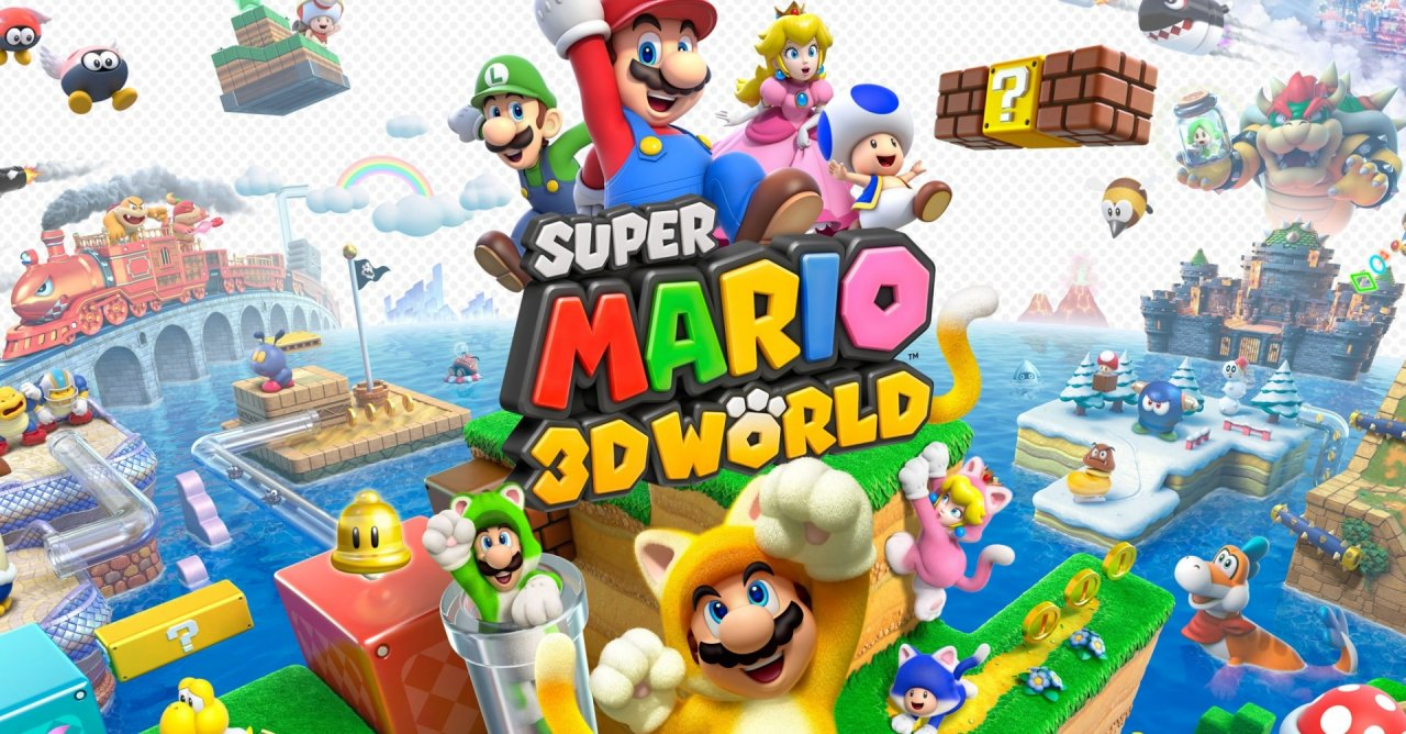 Recensione per Super Mario 3D World