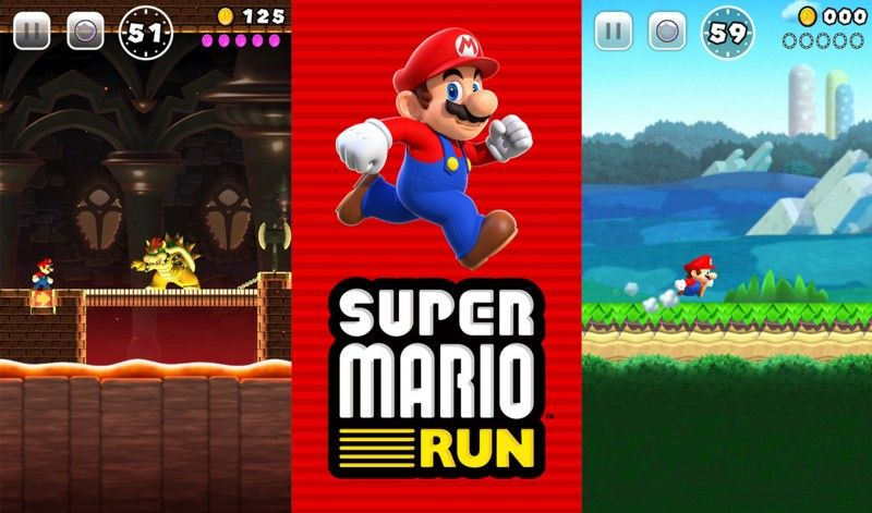 Annunciato Super Mario Run