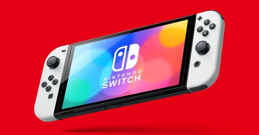 Switch OLED, a Ottobre un aggiornamento della console