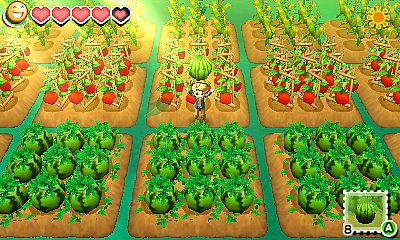 Nuove immagini per Harvest Moon: Connect to The New Land