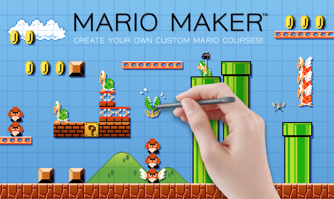 Mario Maker Wii U: Nuovi stili grafici Super Mario Bros. 3 e Super Mario World